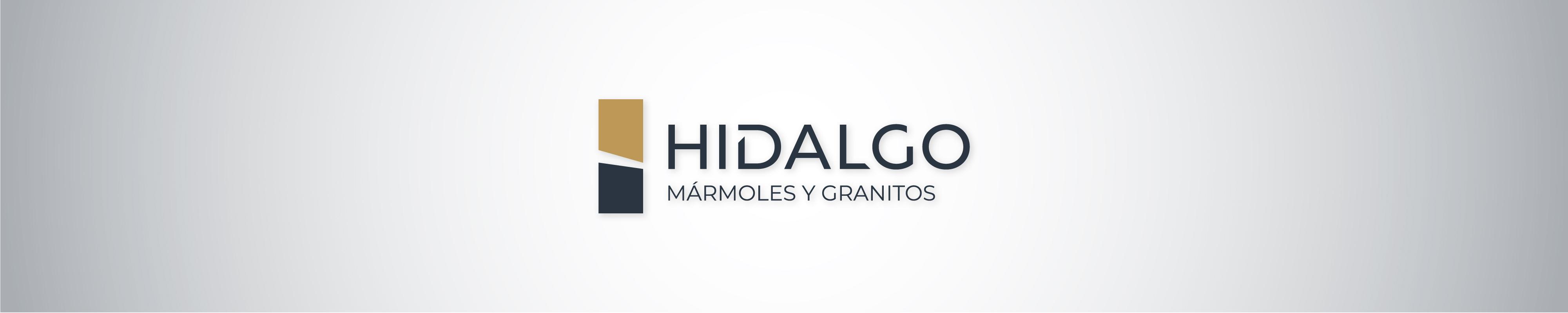 Logotipo Hidalgo mármoles y granitos