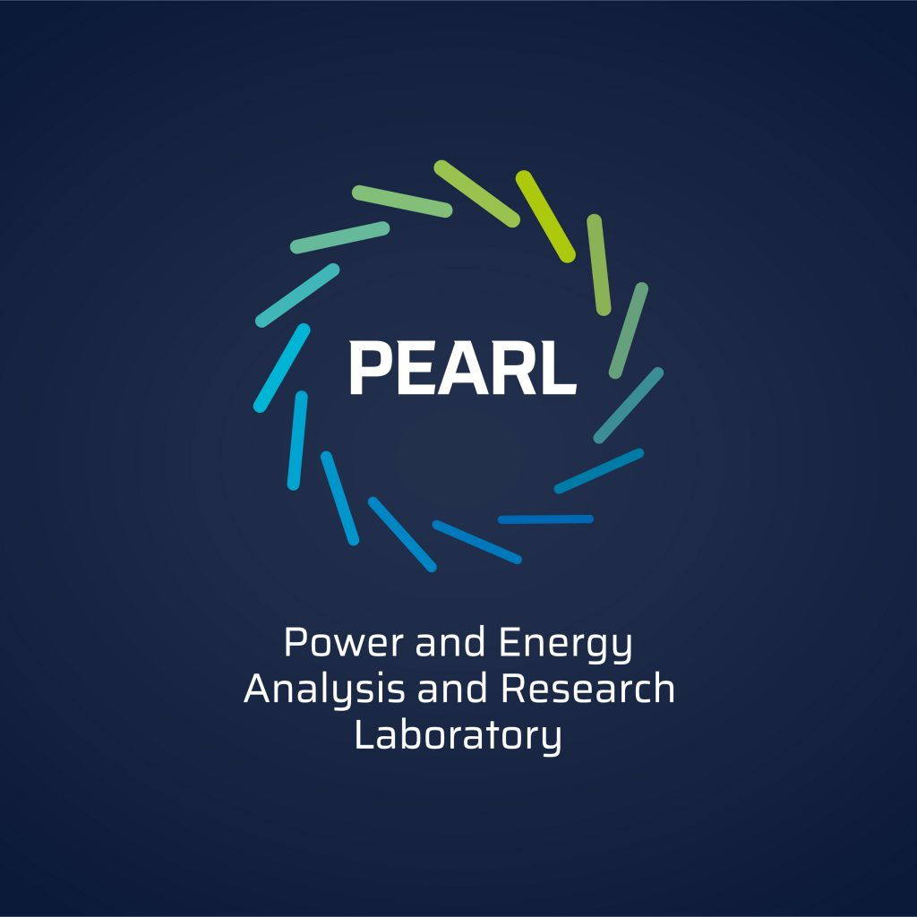 Logotipo Power and Energy Analysis and Research Laboratory