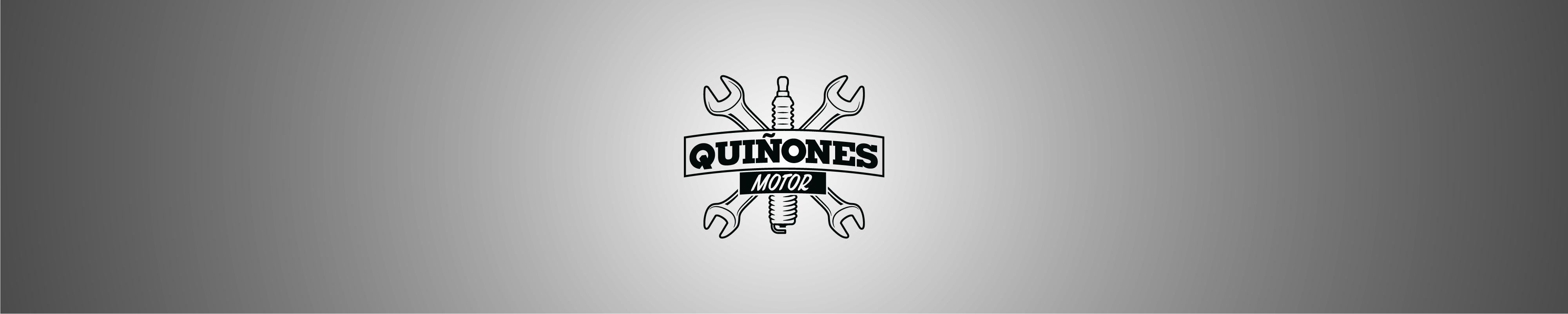 Logotipo Quiñones motor