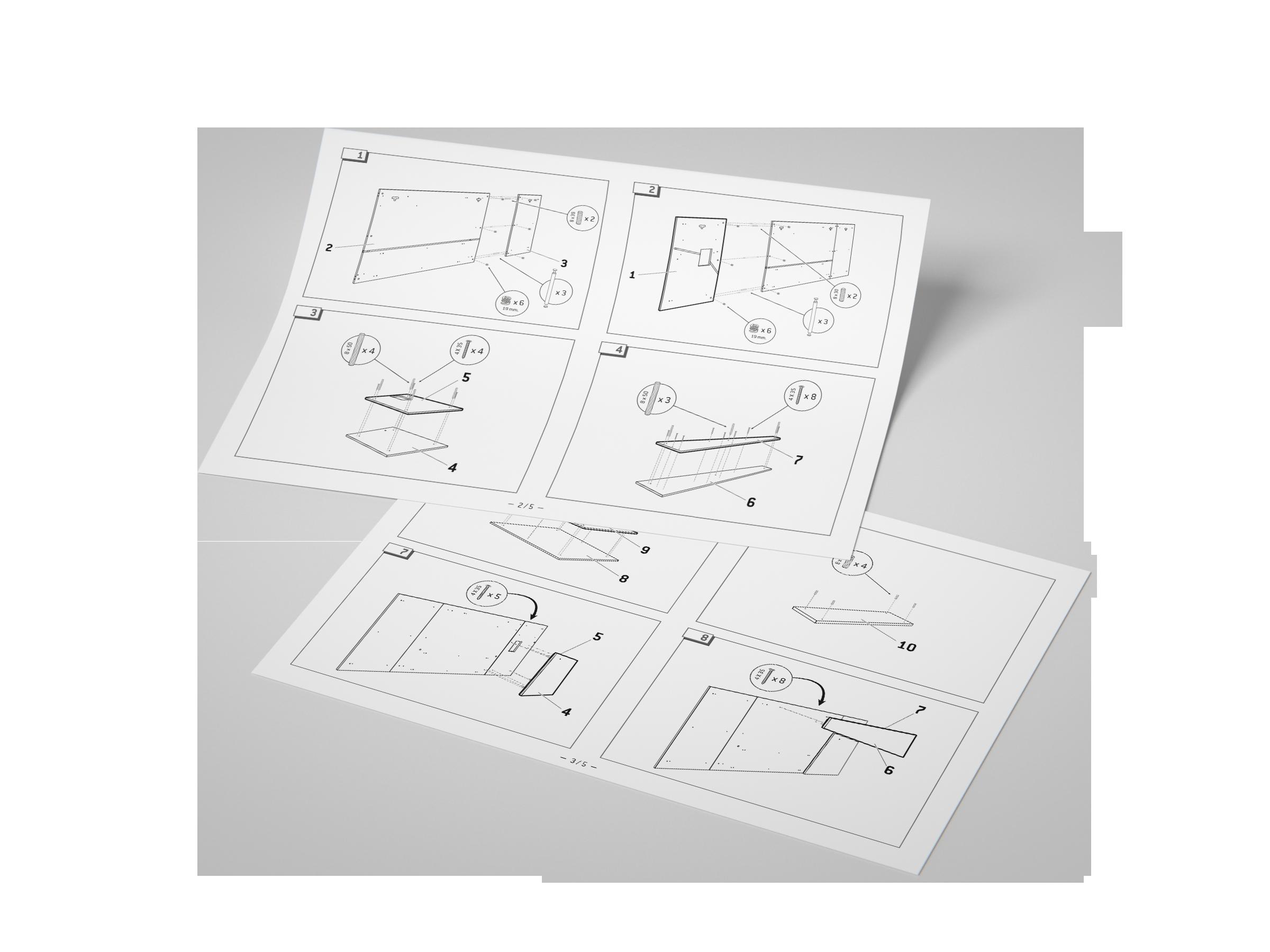 Grafico_Plano de montaje