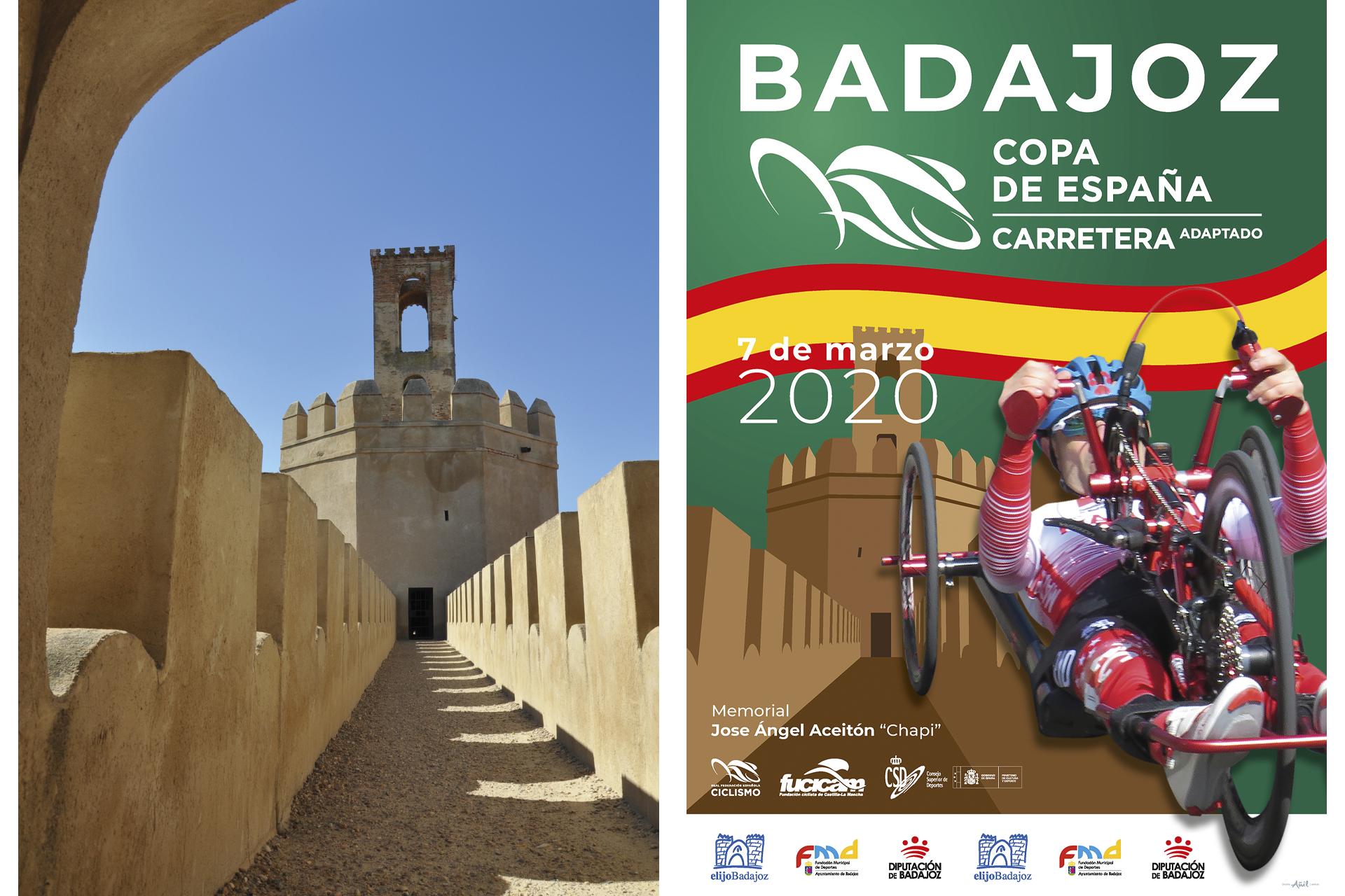 Cartel Trofeo Badajoz 2020