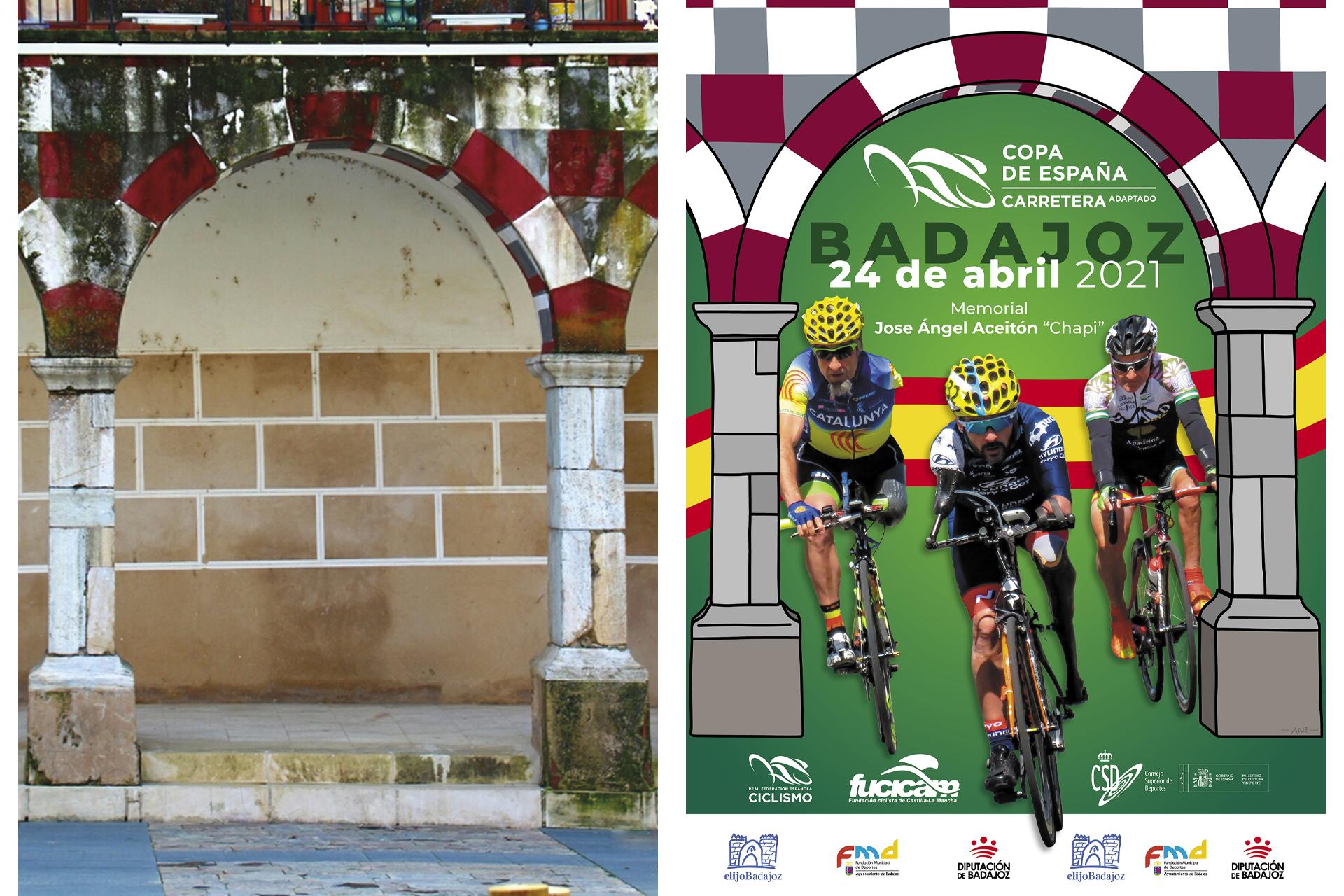 Cartel Trofeo Badajoz 2021